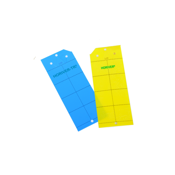 Horriver Insect Trap Yellow/Blue (10 Pieces)